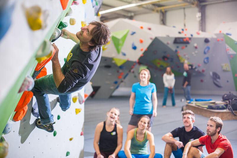 Bouldern, was ist das, klettern, Boulderhalle Augsburg