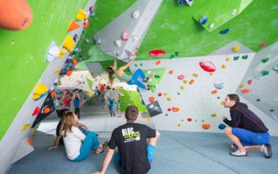 Freie Plätze im Boulder-Workshop