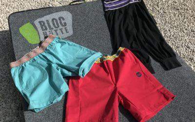 Kurze Damen-Boulderhosen für die warme Sommerzeit
