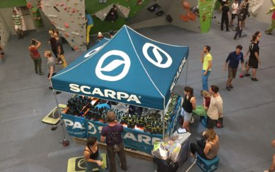 Eindrücke vom SCARPA-Testival