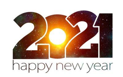 Wir wünschen euch alles Gute fürs neue Jahr 2021