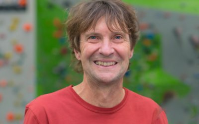Bouldern mit… Ulrich Bär